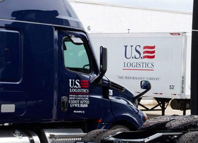 US Logistics Equipment